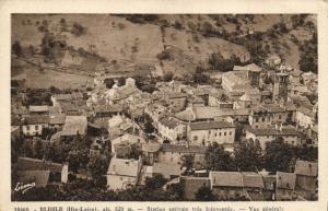 CPA BLESLE (Hte-Loire) Station estivale tres frequentée Vue générale (170378)