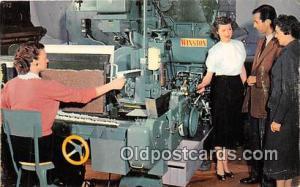 RJ Reynolds Plant, Winston Salem North Carolina, USA Postcards Post Cards Old...