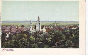 Panorama, Arnstadt (Thuringia), Germany, 1900-1910s