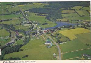 Hunter river , P.E.I. , Canada , 50-70s
