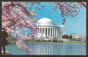 Washington, DC - Thomas Jefferson Memorial - [DC-030]