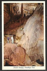 Missouri, Onondaga Cave, Queen's Canopy, unused
