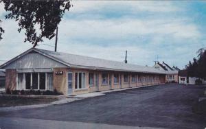 Queen Elizabeth Motel, North of Queen Elizabeth Highway, Ontario, Canada, 40-60s