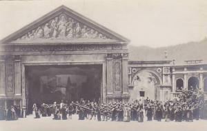 RP, Scene Vom Passionspiel Oberammergau (Bavaria), Germany, 1900-1910s