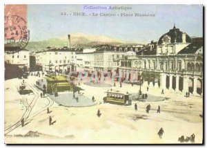 COPY Nice at the Hobby Place Massena in 1905