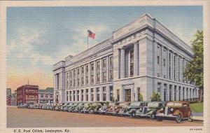 Kentucky Lexington U S Post Office