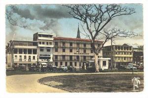 RP: Les Hotels sur la Savane , FORT DE FRANCE , Martinique, F.W.I. , 20-40s