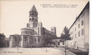 Brioude , Haute-Loire department , France , 00-10s ;