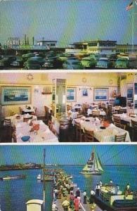 New Jersey Atlantic City Capt Starns Restaurant &  Boating Center