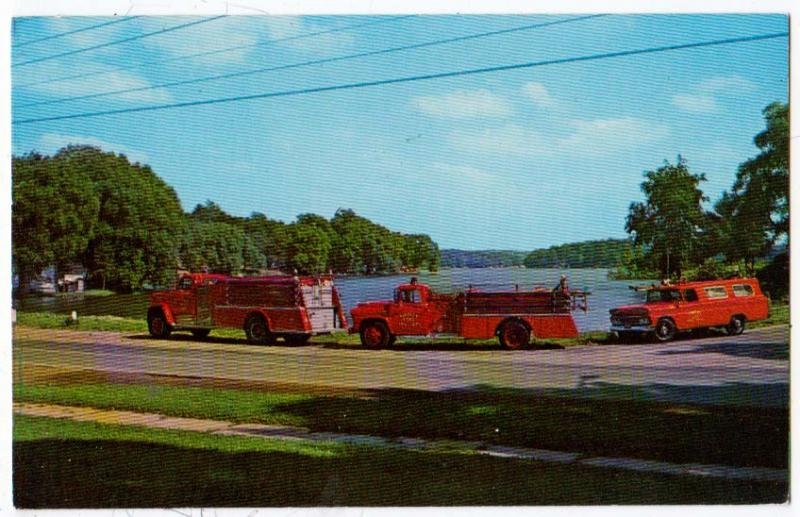 Volunteer Fire Co. Findley Lake NY