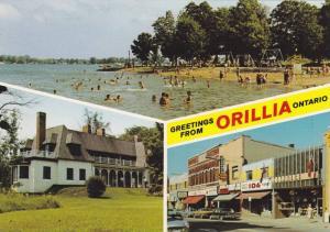 ORILLIA , Ontario , Canada , 1950-70s