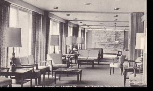 Wisconsin Whitewater Main Lounge-Fairhaven Artvue