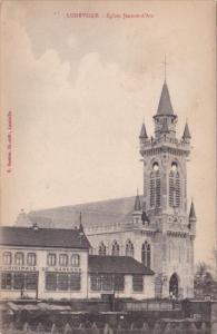 France Luneville Eglise Jeanne-d'Arc