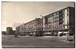 Old Postcard Le Havre Boulevard Foch