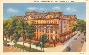 United States Hotel Saratoga Springs, New York