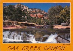 Arizona Sedona Slide Rock Area Oak Creek Canyon