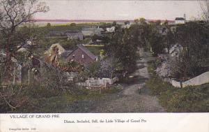 Village of GRAND PRE, Nova Scotia, Canada, 00-10s