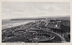 DURBAN , South Africa , 00-10s ; Amphitheatre Gardens & Band Stand