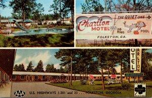 Georgia Folkston The Charlton Motel