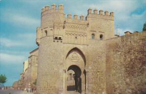 Spain Toledo Puerta del Sol