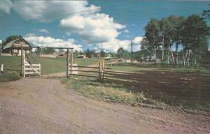 Lac La Hache Guest Ranch, British Columbia, Canada, 40-60s