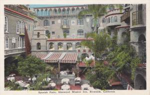 Spanish Patio , Glenwood Mission Inn , RIVERSIDE , California , 00-10s