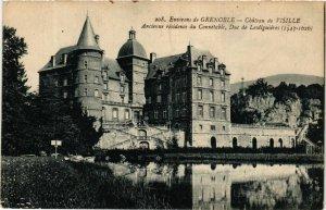 CPA Env. de GRENOBLE - Chateau de Visille - Ancienne residence du... (652244)