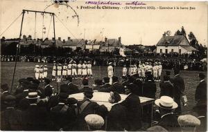 CPA Festival de Chitenay - Exercise a la barre fixe (193472)