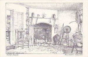 Dutch House Kitchen New Castle Delaware