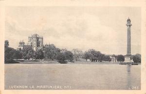 India Lucknow La Martiniere Panorama Monument