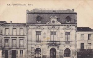 CREON (Gironde) , France , 00-10s ; Mairie