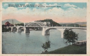 CHATTANOOGA,Tennessee, 1910s ; Million Dollar Bridge