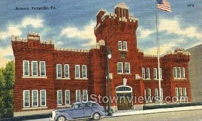 Armory, Pottsville - Pennsylvania