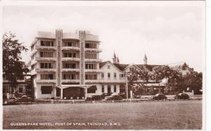 RP; Queens Park Hotel, PORT OF SPAIN, Trinidad, British West Indies, 30-50s