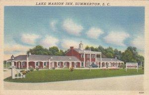 SUMMERTON , South Carolina , 30-40s ; Lake Marion Inn