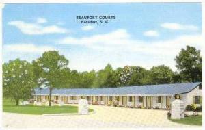 Beaufort Courts, Beaufort, South Carolina, 30-40s