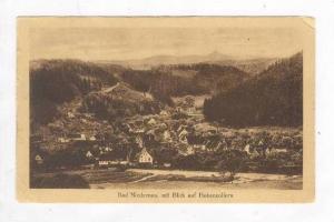 Bad Niedernau , Germany 1910s , Mit Blick auf Hohenzollern