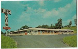 Cleek's Motel, Kingsport Tenn