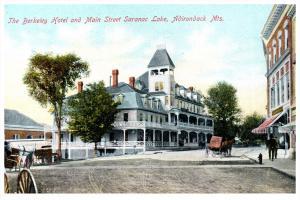 18365   NY Saramac lake     Berkeley  Hotel