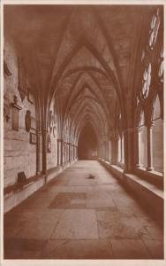 Tucks England London Westminster Abbey Real Photo