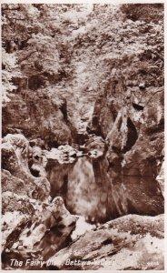 RP; SCOTLAND, 1920-1940s; The Fairy Glen, Bettws-V Coed