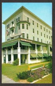 NJ Swarthmore Hotel Motel OCEAN CITY NEW JERSEY PC