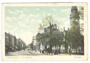 Leamington. The Parade , UK , 00-10s
