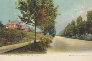 WILLIAMSPORT, Pennsylvania, 1901-07; The Boulevard # 2