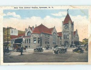 W-Border BUILDING Syracuse New York NY ho2195