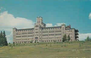 EDMUNDSTON , New Brunswick, 50-60s ; St. Louis College