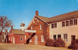 Amana Iowa Store Street View Vintage Postcard K84007