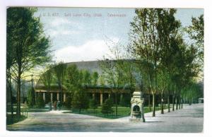 Salt Lake City, Utah, Tabernacle unused PPC printed in Germany