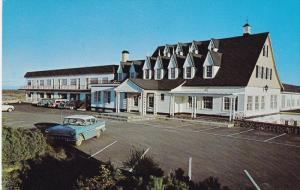 L'Auberge Des 4-Chemins Hotel-Motel , CHAMPIGNY , Quebec , Canada , 50-60s