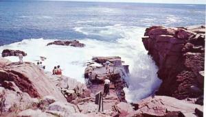 ME - Acadia National Park, Mt. Desert Island - Thunder Hole